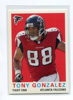 Cheap 34 Best Tony Gonzalez images | Atlanta falcons, American Football  for sale