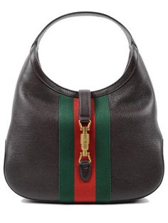 GUCCI Gucci Pigprint Jackie Soft. #gucci #bags #leather