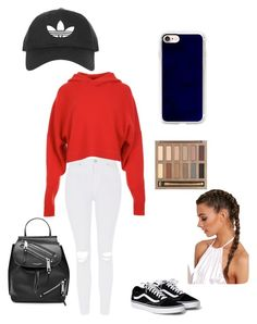 """""""Untitled #4"""" by cookingcrab on Polyvore featuring Topshop, TIBI, Casetify, Urban Decay and Marc Jacobs"""