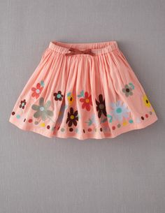 Decorative Skirt. Boden.