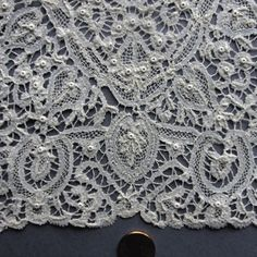 Rosaline Antique Lace, Vintage Lace, Lace Centerpieces, Silver Bedding, Fabric Stiffener, Bobbin Lacemaking, Types Of Lace, Linens And Lace, Simple Flowers