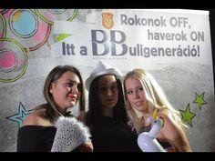 Rokonok OFF Haverok ON! - BB pezsgő és bor gólyabál promóció