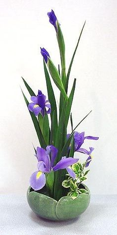 Looking for the best flower arrangement class in world to learn that new skill? We bring you the pick of the bunch from London's top floristry schools Ikebana Arrangements, Ikebana Flower Arrangement, Flower Vases, Cactus Flower, Contemporary Flower Arrangements, White Flower Arrangements, Flower Arrangement Designs, Altar Flowers, Church Flowers