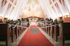 """""""Por aquí para el felices para siempre"""" http://www.velodevainilla.com/2014/12/15/pia-daniel-nuestra-misa-de-matrimonio/"""