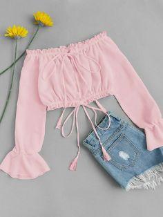 Girls Fashion Clothes, Teen Fashion Outfits, Mode Outfits, Cute Fashion, Outfits For Teens, Trendy Fashion, Girl Fashion, Womens Fashion, Fashion Trends