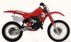 1988 CR 125R | 1988 Honda CR125R