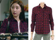"Kim So-Eun 김소은 in ""Liar Game"" Episode 1.  Le Shop Shirt LE9BL357 #Kdrama #LiarGame 라이어 게임 #KimSoEun"