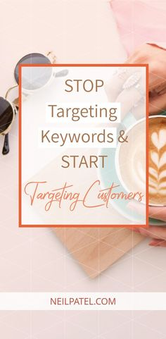 If you want to be rank high in SERPs in you're going to need to start targeting your customers and not just keywords. Inbound Marketing, Business Marketing, Content Marketing, Business Tips, Online Marketing, Social Media Marketing, Online Business, Digital Marketing, Creative Business
