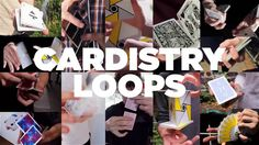 Made some cardistry loops featuring some of the best cardists :D
