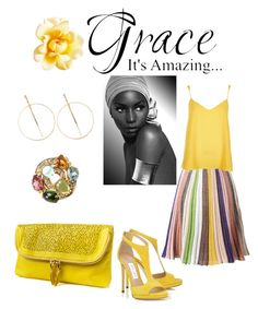 """""""Grace"""" by blackorchid811 ❤ liked on Polyvore featuring Missoni, River Island, Bulgari, Lana and Artessorio"""