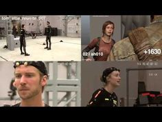 PSX 2014: Storytelling, The Last of Us mo-cap - YouTube