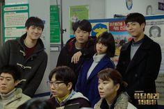 drama – star media :: Park Bo Gum :: / page 4 Ryu Joon Yeol, Lee Hyeri, Go Kyung Pyo, Oh My Ghostess, Best Kdrama, When Life Gets Hard, Park Bo Gum, Weightlifting Fairy Kim Bok Joo, Acting Career
