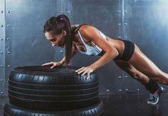 8 exercícios de CrossFit para fazer em casa                                                                                                                                                                                 Mais