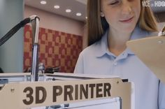 Video: Changing The World With Printers 3d Printing Industry, 3d Prints, Change The World, 3 D, Technology, Tech, Tecnologia