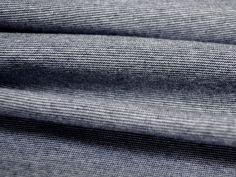 Melierter Baby Rib aus 100% Bio-Baumwolle (kbA).  Schön dehnbar und ideal für Shirts und bequeme Hosen. Auch ein wunderbarer Stoff für Baby- und K...