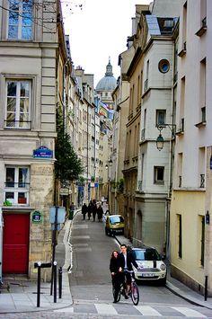 Rue de Bièvre, Paris V