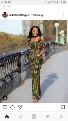 African Wear, African Style, African Inspired Fashion, African Fashion, African Clothes, Ankara Styles, Afro, Cloths, Diva