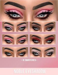 Eyeshadow at Kenzar Sims • Sims 4 Updates