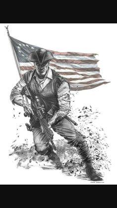 Patriot!