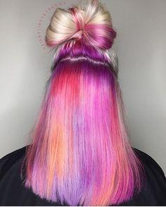 Funfetti hair!