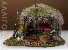 Dollhouse miniatures - Mini treasures wiki / fairies Huge list of tutorials