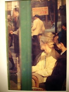 Paris en couleur - Saul Leiter