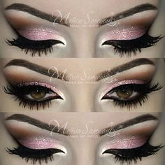 makeupbymels #cosmetics #makeup #eye