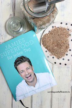 Jamies Superfood für jeden Tag - Granolapulver