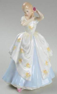 Royal Doulton Royal Doulton Figurine Laura - No Box