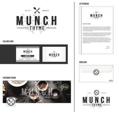 """Create a vintage, rustic yet modern logo for our high end healthy meal delivery service!! by Prōˈtēən"""""""