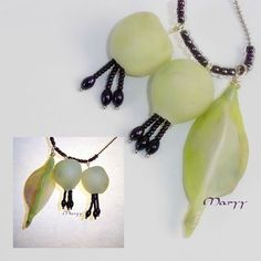 Translucent Polymer Clay by Maryy