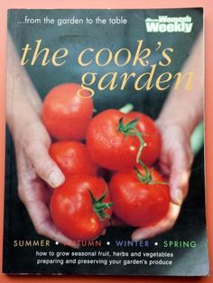 The-Cook-039-s-Garden-by-Women-039-s-Weekly-FREE-AUS-POST-very-good-used-cond-PB2000