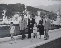 Paseo de Los Proceres, #Caracas #Venezuela 1956