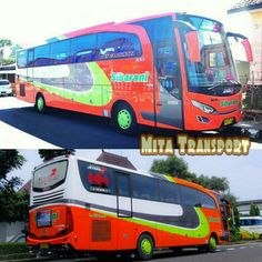 Sewa bus Solo / Surakarta di Mita Transport dengan menggunakan Bus Pariwisata Full AC dengan kapasitas 60 kursi penumpang ini bisa Anda per...