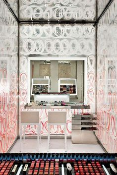 At the Century Mark: Guerlain Gets an Update by Peter Marino | Projects | Interior Design