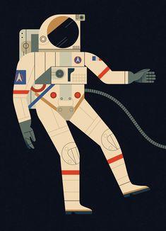 Owen Davey www.folioart.co.uk/owendavey  #illustration #digital #vector