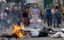 Beauty queen the latest victim in Venezuela unrest