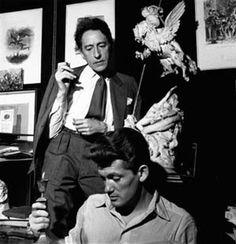 Recordando a Jean Cocteau - Página personal de Luis Antonio de Villena