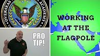 Working at the flagpole in whichever Middle Eastern country you're at can be quite different from other locations in the sandbox.Watch here.http://bit.ly/2nU3pRq   #life #academy #Jobs #lifestyle #youtube