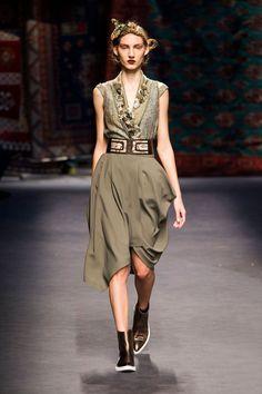 Antonio Marras at Milan Fashion Week Spring 2016 - Livingly