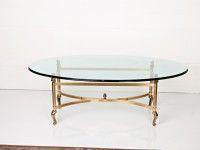 Addison Glass Coffee Table- lounge