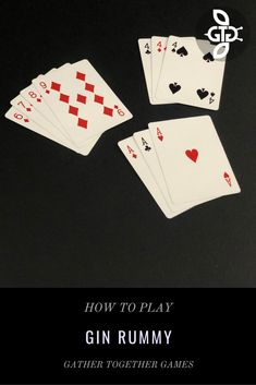 Activity Games, Activities, Gin Rummy, Quick Games, Player Card, Beautiful Red Roses, Card Games, Playing Cards, Camping