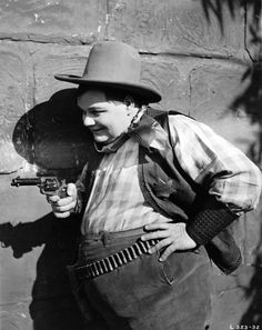 "Roscoe ´Fatty´ Arbuckle - ""The Round-Up"" 1920"