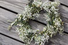 Hochzeitsgeschenkideen - Blumenkranz binden | Villa Josefina
