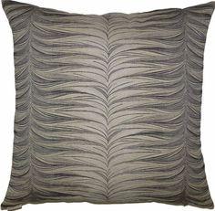 Noveau-Pearl Throw Pillow