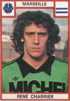 Joueur Panini année 1975