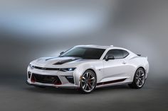 2016 Chevrolet Camaro Performance Concept | GM Authority - 2016 Chevrolet Camaro Performance Concept Sema