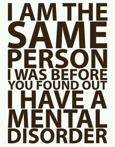 Depression, Anxiety, Mental health