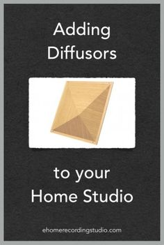 Acoustic Diffusors