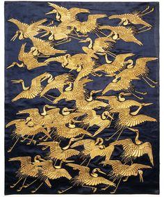 Fukusa (textile gift wrap), Japan 1800-1850